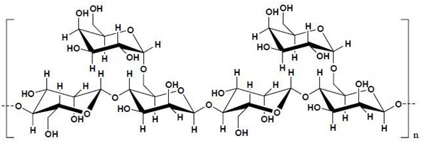 Guar gum chemical structure