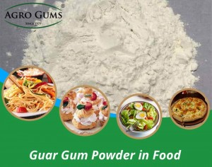 Guar Powder Demand to Grow in the Food Industry