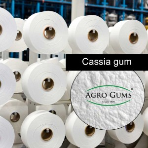 Cassia gum an Eco-friendly Thickener in printing