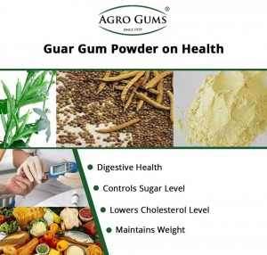 Guar Gum is used in a drug delivery system