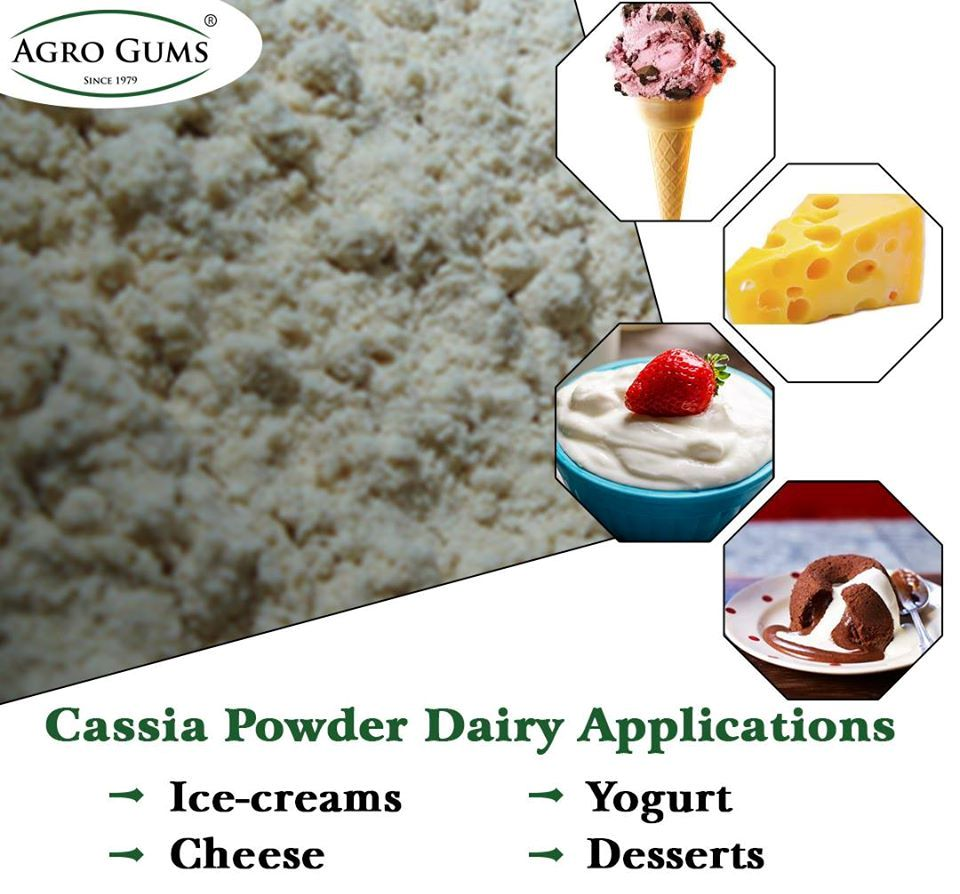Pure Dairy Products from Cassia Tora
