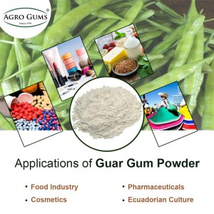 Application of Guar Gum in Beverage Industries